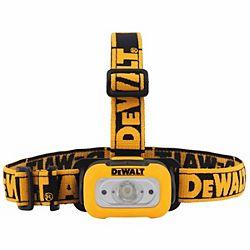 DeWalt DWHT81424 - 200 Lumen LED Headlamp