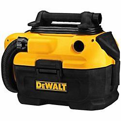 DeWalt DCV581H - 18/20V Max Cordless/Corded Wet-Dry Vacuum