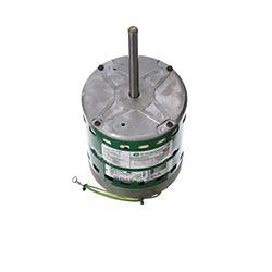 Genteq 6005E - Evergreen® IM Motor, 1/2 HP, 1075 RPM, 115/230V, 6.7/4.0 Amps, CCW/CW