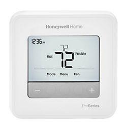 Honeywell TH4110U2005/U - T4 Pro Programmable Thermostat, 1H/1C