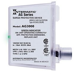Intermatic AG3000 -  HVAC Surge Protector, 120/240 VAC, Type 4x Enclosure