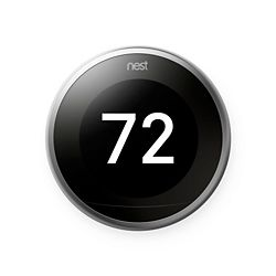 Nest T3008US - Learning Thermostat - 3rd Generation